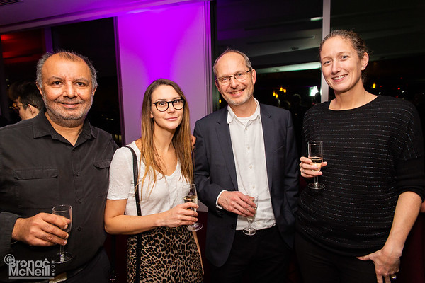 Cilla's Leaving Do, AMV BBDO, 17Dec2018, photographer Bronac McNeill