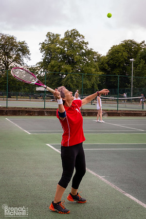 City Pink Tennis, 20July2019, ©BronacMcNeill