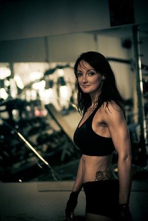 The Fit Factory - Anita Saunderson