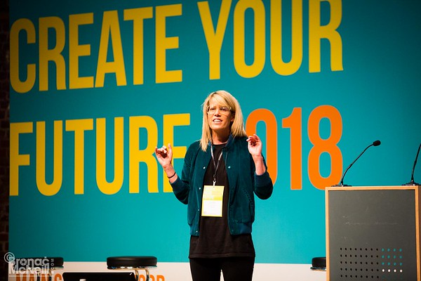 Creative Equals: Create Your Future, 16May2018, ©BronacMcNeill