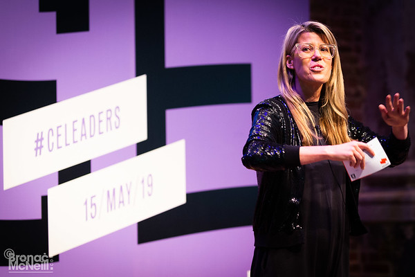 Creative Equals: RISE, Our creative leadership conference, 15May2019, ©BronacMcNeill