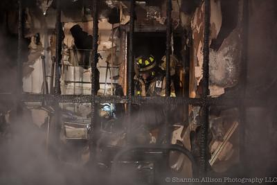 Howard structure fire_SAP-13