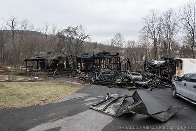 Howard structure fire_SAP-25