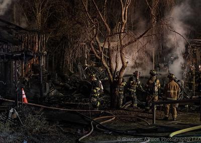 Howard structure fire_SAP-18