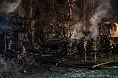 Howard structure fire_SAP-17