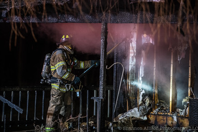 Howard structure fire_SAP-15