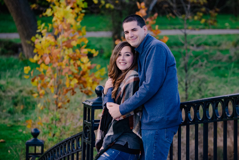 Jessica and Eric's Engagement Shoot Nov2019