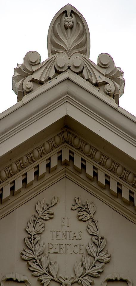 Hyde Park Banner; Si Tempas
