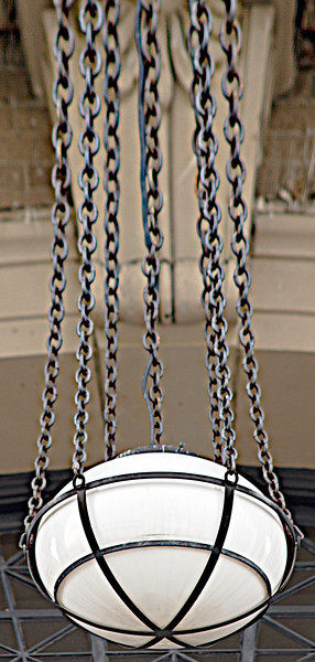 Hyde Park Banner; Ball and Chain