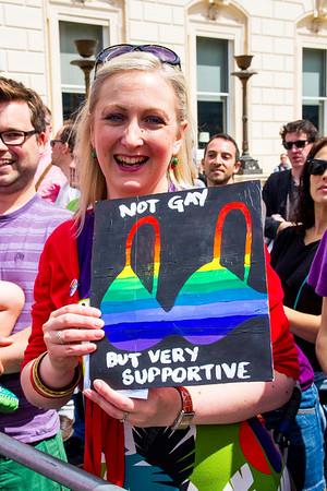 3. Very Supportive, Pride in London, 25Jun2016