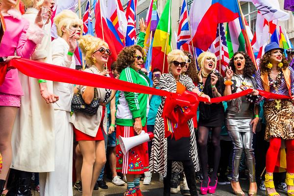12. An AB FAB opening of Pride in London, 25Jun2016