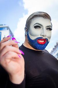 5. Danny Beard, Pride In London, 27June2015