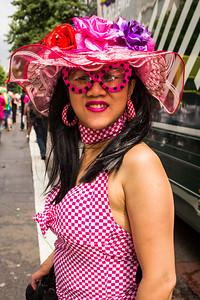 4. Pink Lady,  Pride in London, 28June 2014