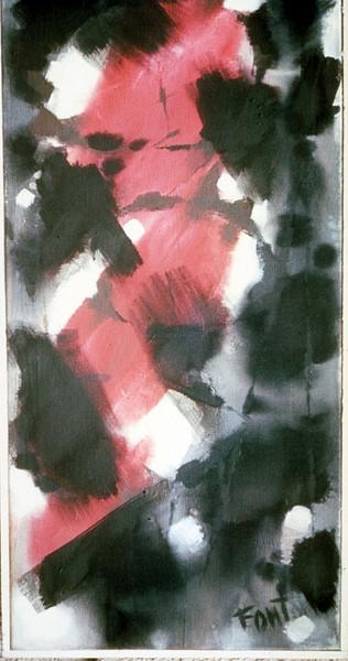 acrylic on canvas, 1957?