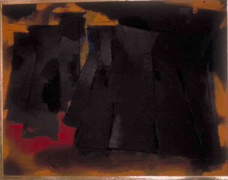 acrylic on canvas, 1968
