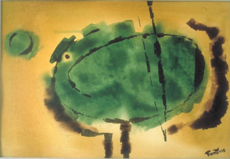 watercolor, 1970