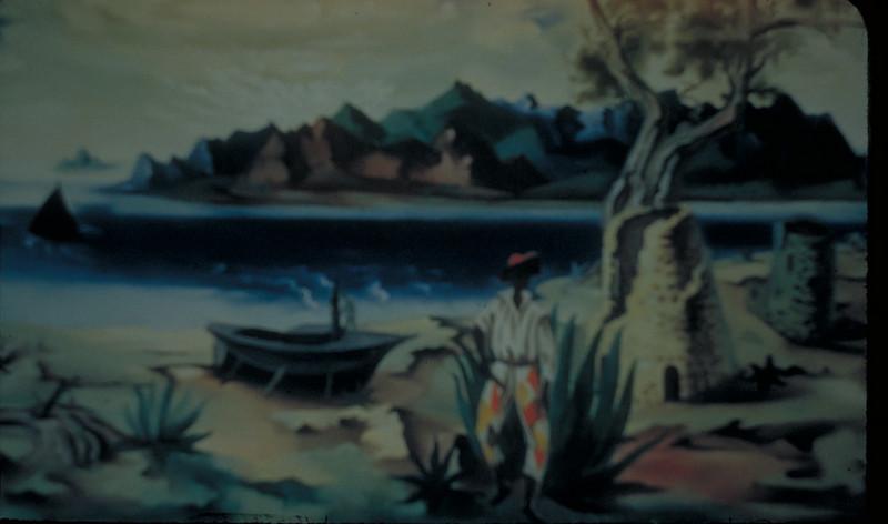 Drakes Channel, Tortola. 1940