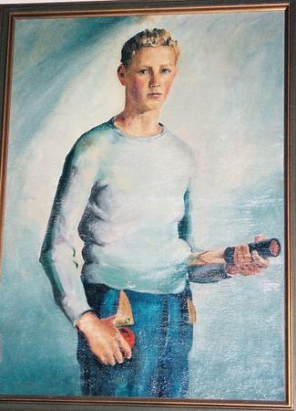 Portrait of Leo Fontaine