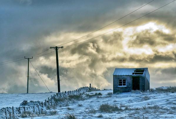 Abandoned Shepherd's Hut