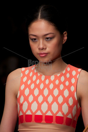 The Trends Show, London Fashion Weekend, Somerset House, London, Photographer Bronac McNeill_24Feb2013