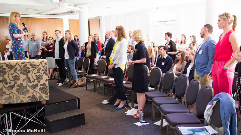 Marketing Academy Inspire 2014, 19 May 2014, ©BronacMcNeill