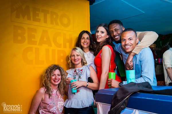 Metro Party, 27Apr2017, ©Bronac McNeill