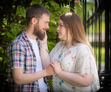 Jessie & Dylan Engagement shoot