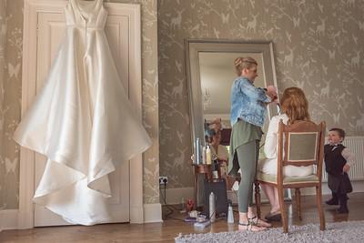 WEDDING OF JUNE & IAN 08-17-33