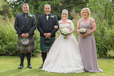 Wedding of Jayne & Gary