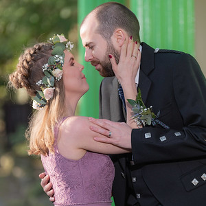 Wedding of Louise & Jamie