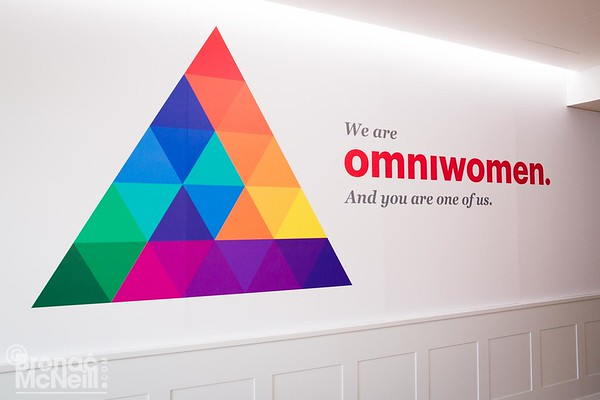 Omniwomen, The Summit, 8Mar2018, ©Bronac McNeill