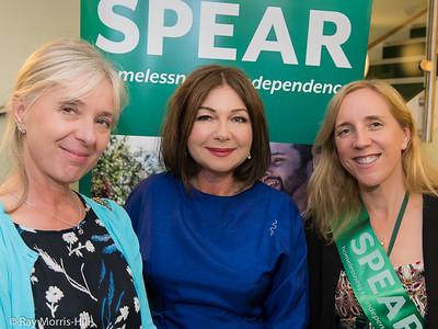 Lidia Webb, Joy Sansom anmd Heidi Shrimpton