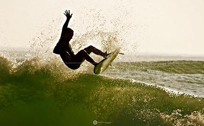 SURFING IN NSB-PONCE-DAYTONA