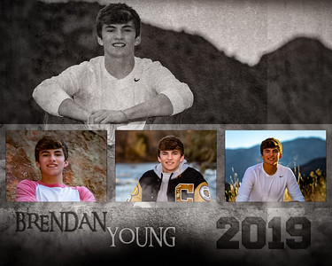 Brendan Young Collage