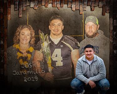 Josh Jaramillo FB Wall Family