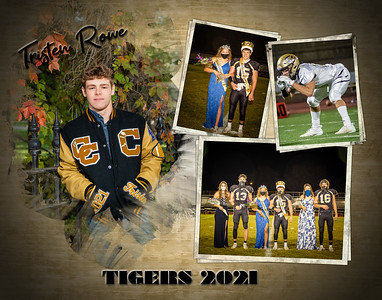 Tristen Rowe Homecoming