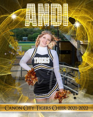 Lucky Cheer Individual 8x10