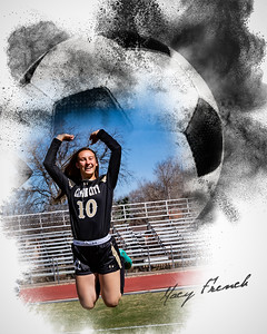Macy French Soccer Jump