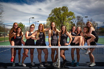 CCHS Girls Tennis 2019