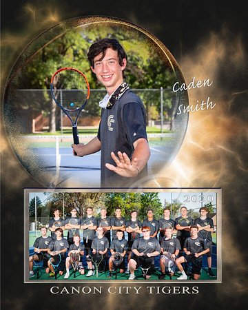 Caden Smith Tennis Memory Mate