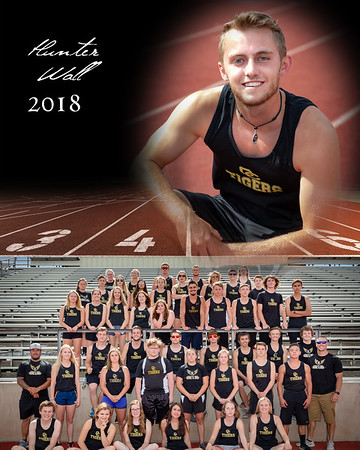 Hunter Wall Track 2018