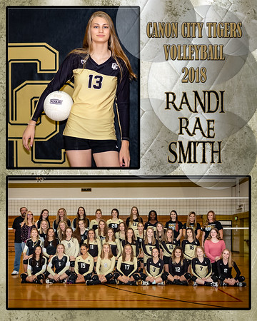 RANDI RAE SMITH VB Memory Mate 2018