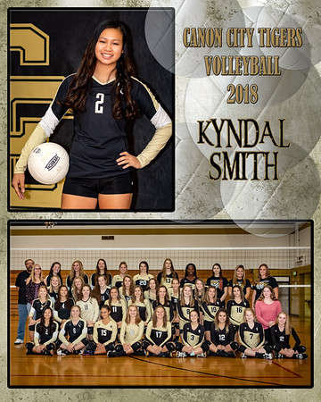 Kyndal Smith VB Memory Mate 2018