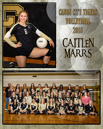 Caitlen Marrs VB Memory Mate 2018