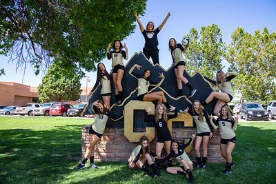 CCHS Volleyball 2019