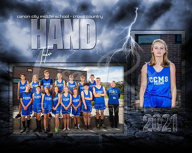 Taylor Hand CCMS Cross Country Memory Mate 2021