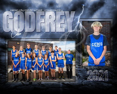 Collin Godfrey CCMS Cross Country Memory Mate 2021