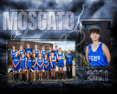 Olivia Moscato  CCMS Cross Country Memory Mate 2021