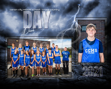 Daniel Day CCMS Cross Country Memory Mate 2021