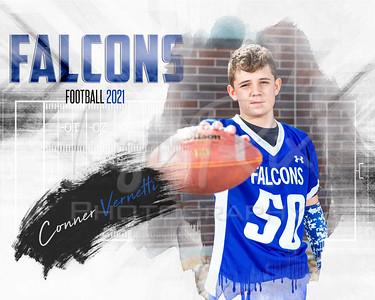 Conner Vernetti  CCMS Football Individual